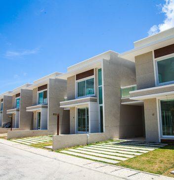 Carmel Bosque - Casa Duplex, 186m² e 193m², 3 ou 4 suítes