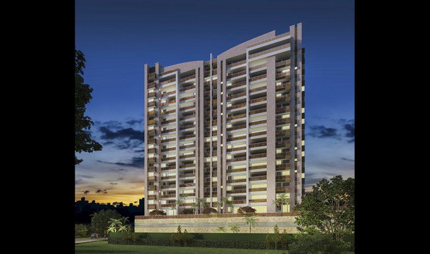 Neo Home Club - Casa Duplex, 75m², 3 quartos sendo 2 suítes